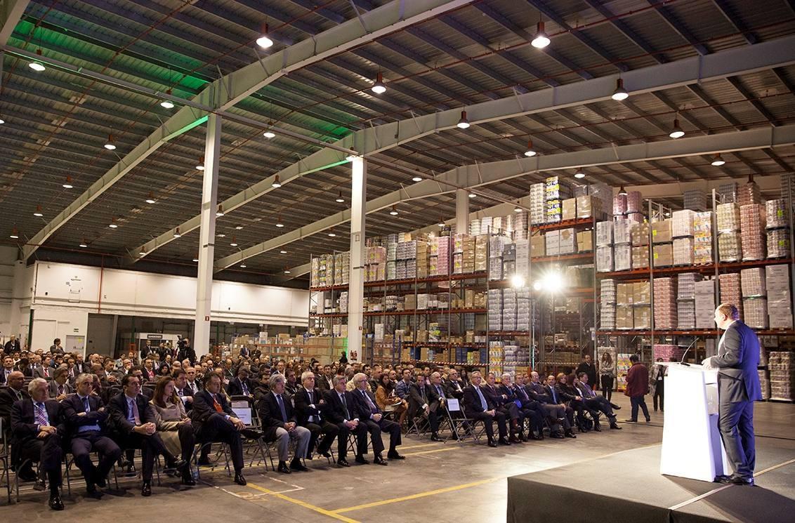Covir n invierte cinco millones en su nueva plataforma for Oficina correos coslada