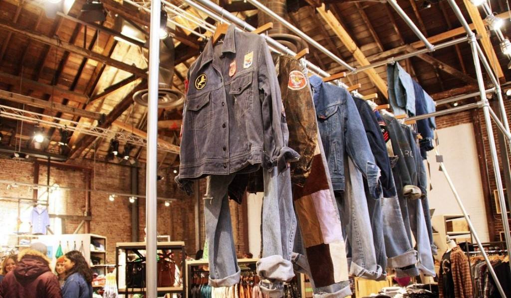 Urban Outfitters abre en Barcelona su primera tienda en España