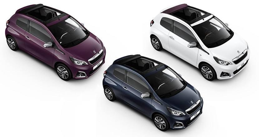 Vente-privee pone a la venta por tiempo limitado el nuevo Peugeot 108