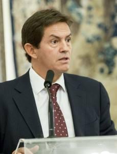 Marcos Casado, secretario general de Anged