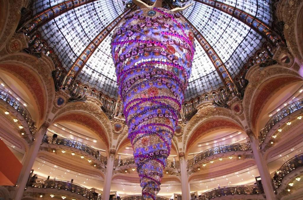 #NRF15. La teatralización retail en la nueva era de Galeries Lafayette traspasa fronteras