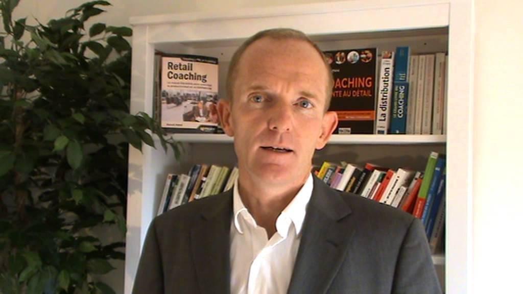 Benoit Mahé y el Retail Coaching. «La esencia del comercio es eterna»