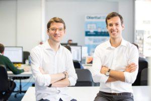 Jaume Betrián & Thomas Roggendorf, fundadores de Ofertia