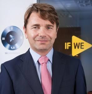 Nicolas Loupy, director general de Dassault Systèmes en España