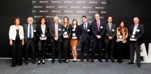 Foto premios Shopper Marketing