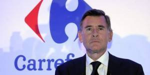 Georges Plassat, CEO  de Carrefour, Food & Beverage Global Award 2015