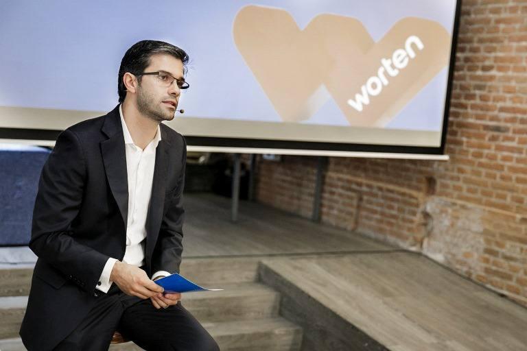 Miguel Aguas, director general de Worten España.