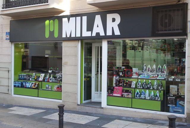 Milar inaugura tienda en Villalba, Lugo