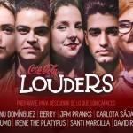 """Coca-Cola impulsa jóvenes talentos  con """"Lourders"""""""