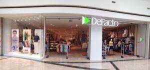 DEFACTO Tiendas de moda 2015