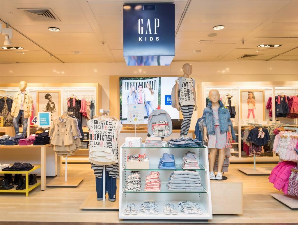 As es la primera tienda gap en el corte ingles de for Gap online espana