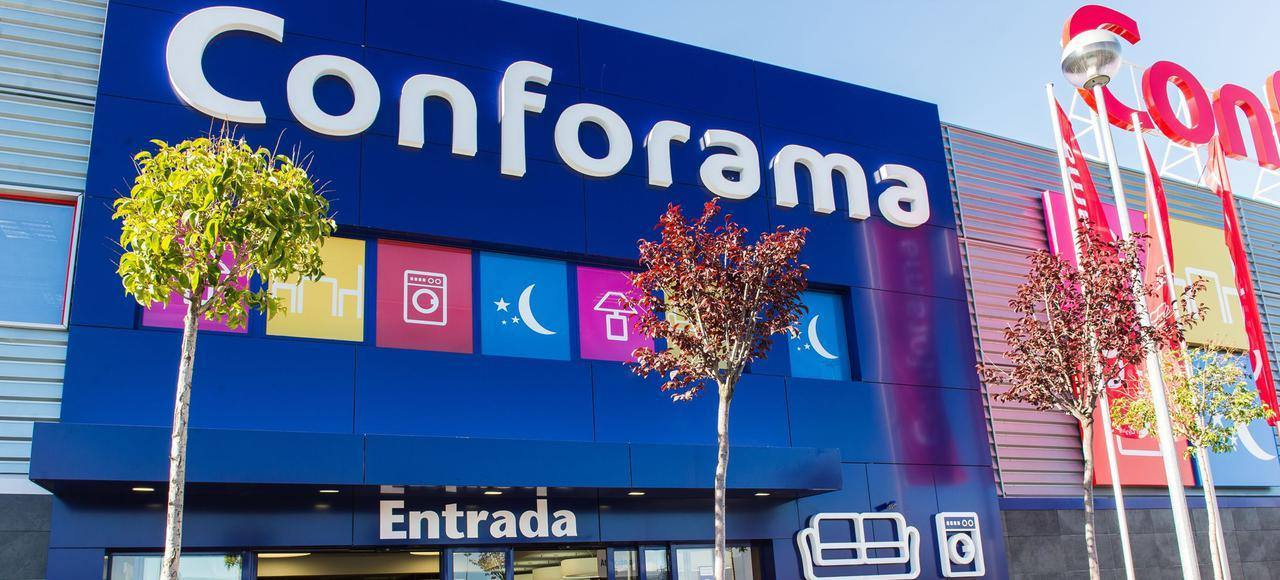 Conforama re ne 5 tiendas en la comunidad de madrid - Catalogo conforama madrid ...