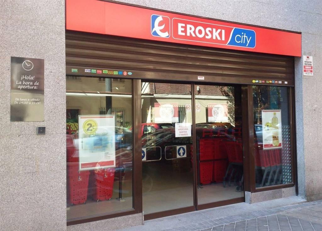 Nuevas franquicias de Eroski, en Segovia y Navarra