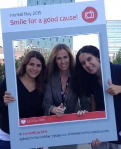 Henkel, campaña solidaria en su 139 aniversario