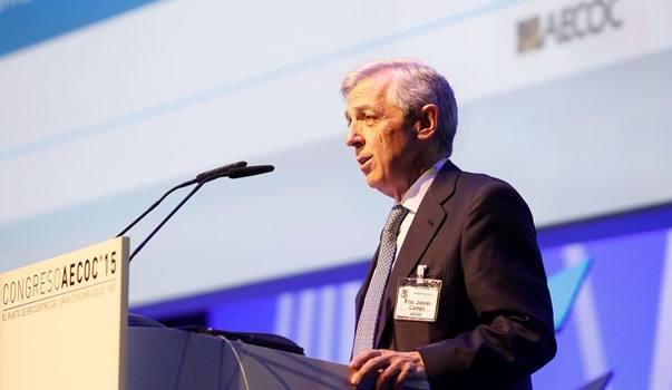 Javier Campo abre el Congreso AECOC 2015