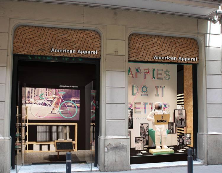 La quiebra de American Apparel y el fin del modelo hipster ...