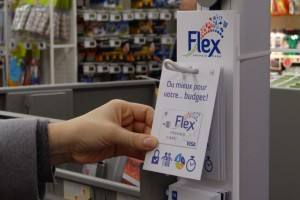 Carrefour Bélgica lanza Flex, primera tarjeta prepago que permite al cliente gestionar su presupuesto