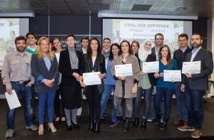 Ganadores III HUB Emprende_Universidad Europea