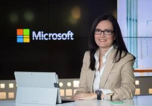 Luisa Izquierdo, directora de Recursos Humanos de Microsoft Ibérica