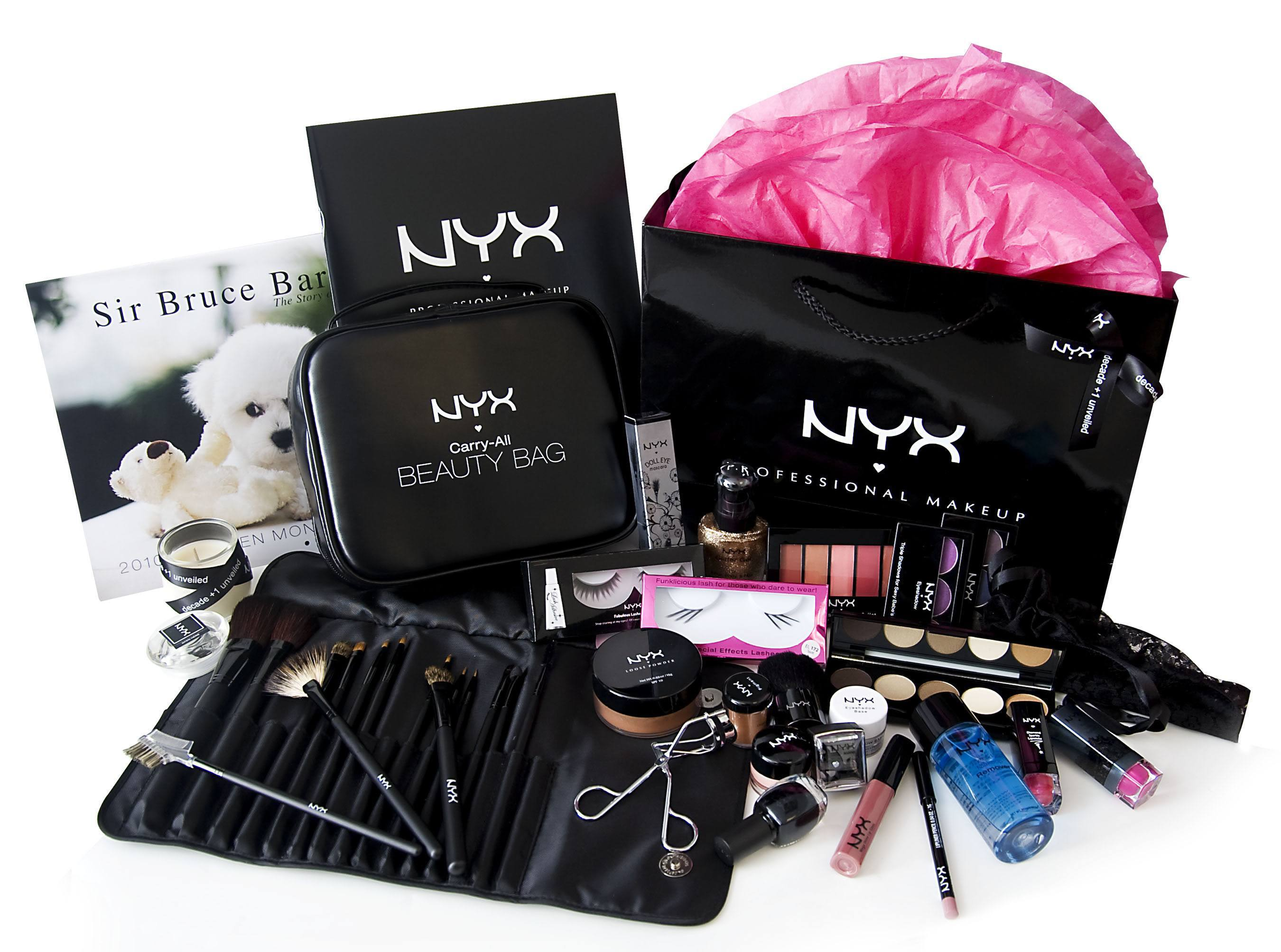 nyx maquillaje españa