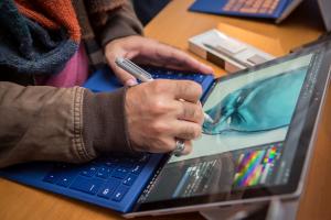 Microsoft presenta en España  Microsoft Surface Pro 4