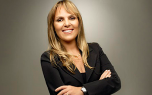 Aline Santos, al frente del marketing global de Unilever