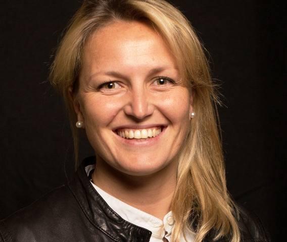 Anna María Bulgheroni, directora general de AB InBev