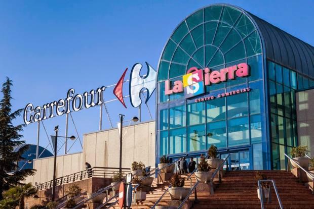 Centro comercial la sierra a ade m2 y estrena for Local en centro comercial madrid