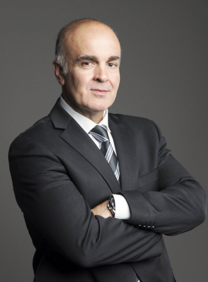 José González Osma, director de Servicios y Residencial de Tyco Integrated Fire & Securyty