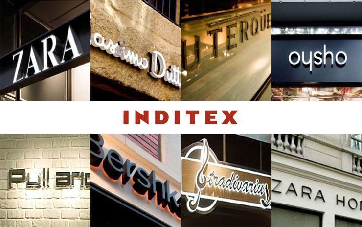 Siete marcas de Inditex acumulan el 18 % del valor del Top 100 Brand Finance