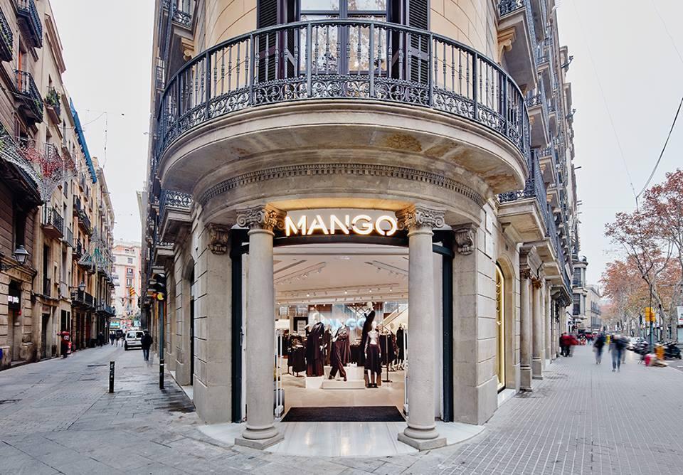 IN STORE. Así es Mango- Ramblas de Barcelona