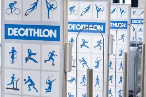 RFID CHECKPOINT SYSTEM CHEZ DECATHLON