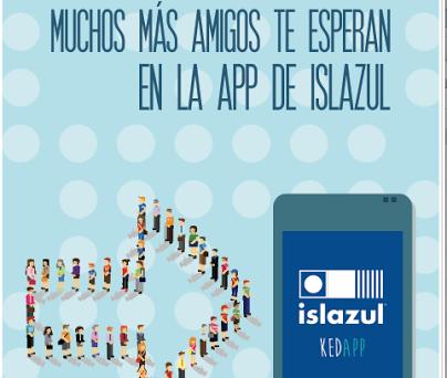 Islazul, primer centro comercial con App con función de relación social