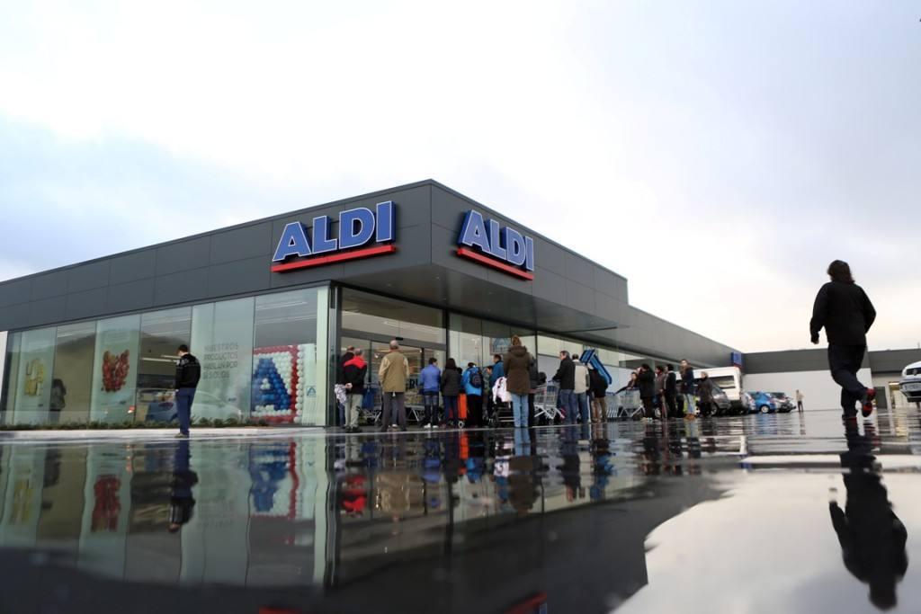 ALDI en Basauri