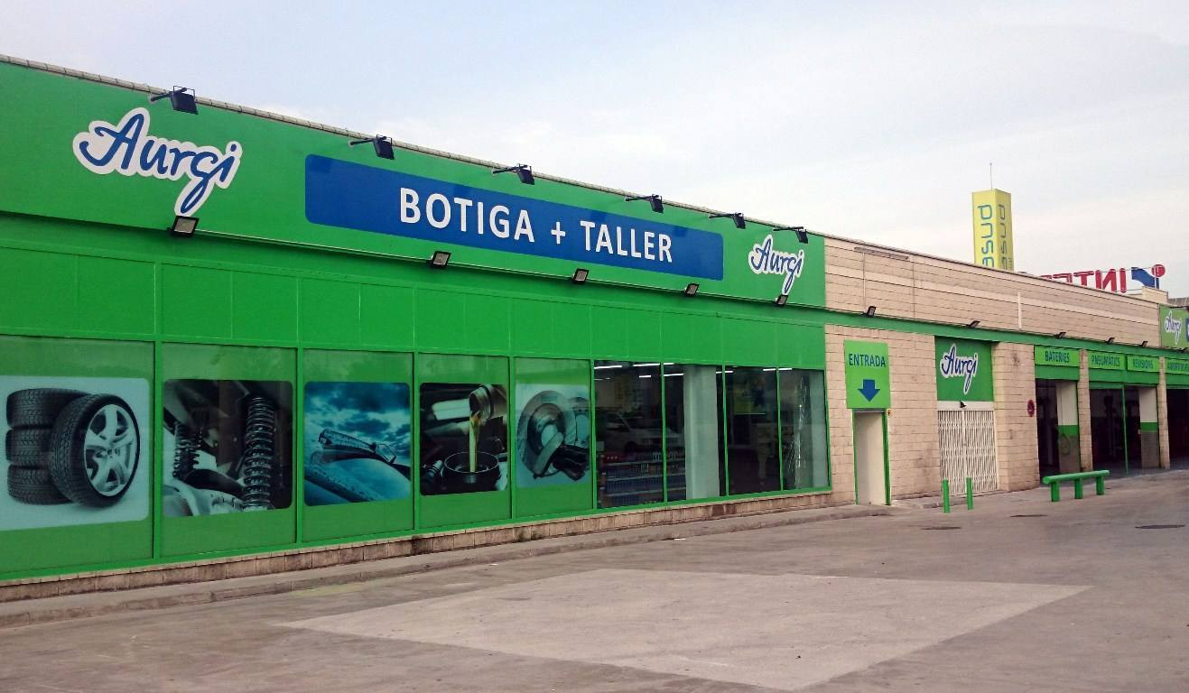 Aurgi abre en barnasud gav su novena tienda en barcelona for Ofertas de trabajo en gava
