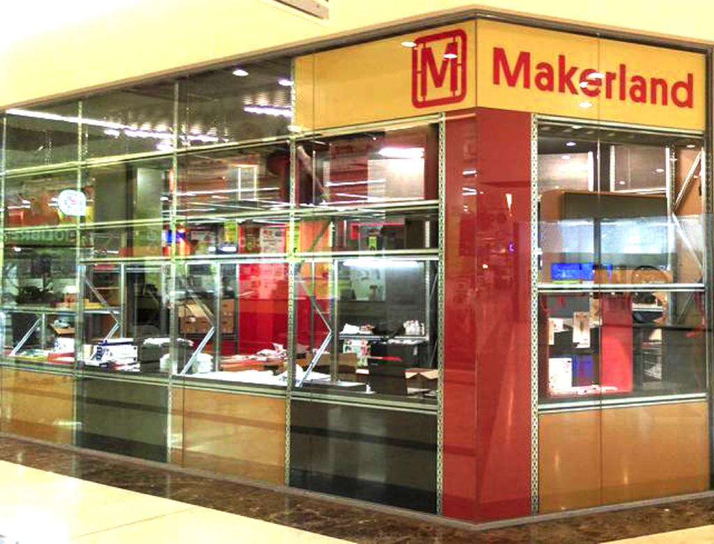 #Innovar en conceptos. De Auchan- Makerland  a Leclerc Styl'