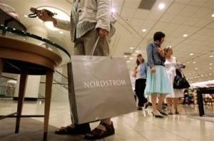 Nordstrom shoppers