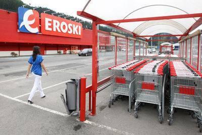 Eroski y DIA rompen su acuerdo para la negociación con proveedores