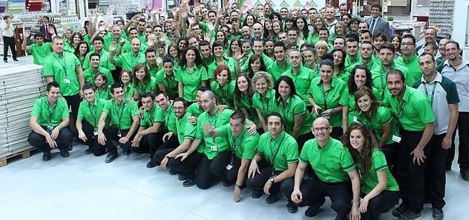 Leroy Merlin selecciona 100 colaboradores para su próxima tienda en Madrid
