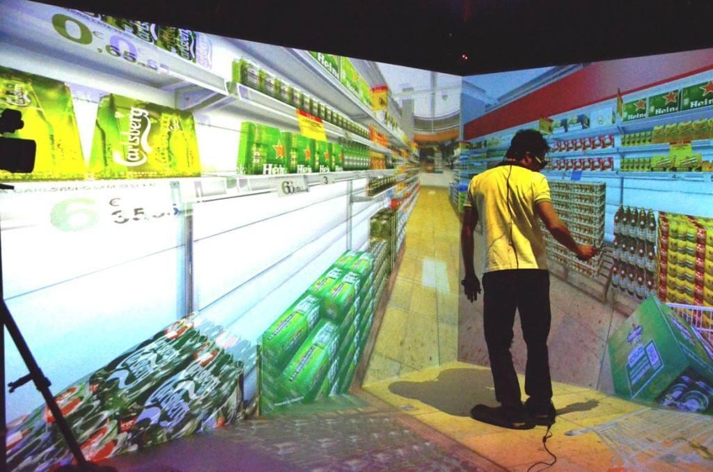 InStore. Neurociencia y realidad virtual para analizar el proceso de compra