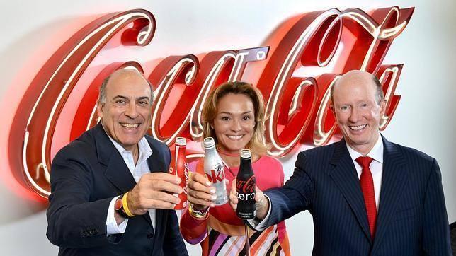 Coca-Cola European Partners, 20.000 millones de valor en Bolsa