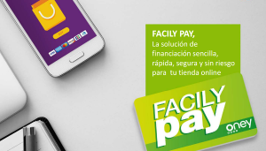 FACILY PAY, PAGO FINANCIADO EN LA TIENDA ONLINE DE LEROY MERLIN