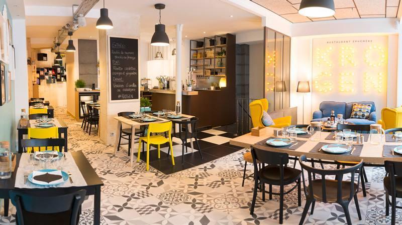 Krogen, primer restaurante efímero de Ikea en Paris