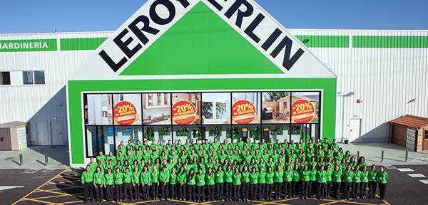 Leroy Merlin Valladolid ofrece 15 becas de formación profesional