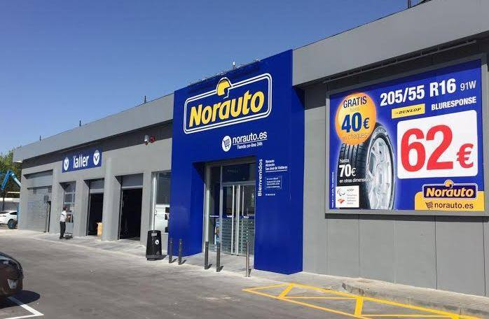 Norauto alcanza los 75 autocentros tras dos aperturas en Madrid