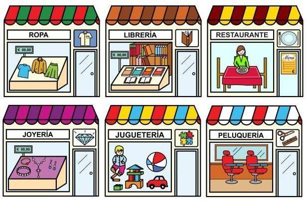 tiendas