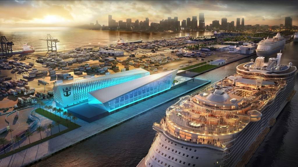 Crown of Miami, el nuevo proyecto de Broadway Malyan para Royal Caribbean en Miami
