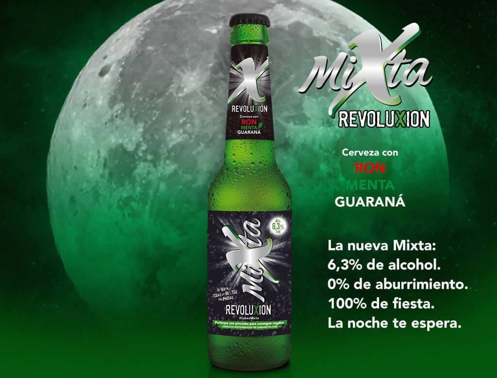 #LaNocheNoEsSeria, lo último de Mixta Revoluxion de Mahou San Miguel