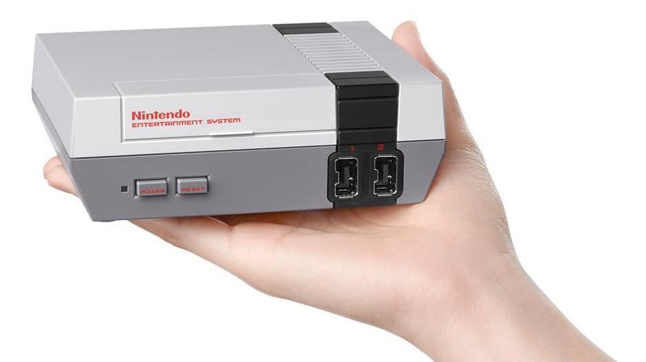 Vuelta a los 80 con Nintendo Classic Mini