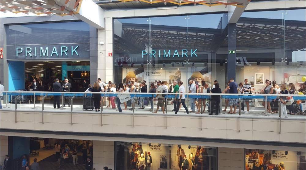 Primark llega a Palma de la mano de Fan Mallorca Shopping